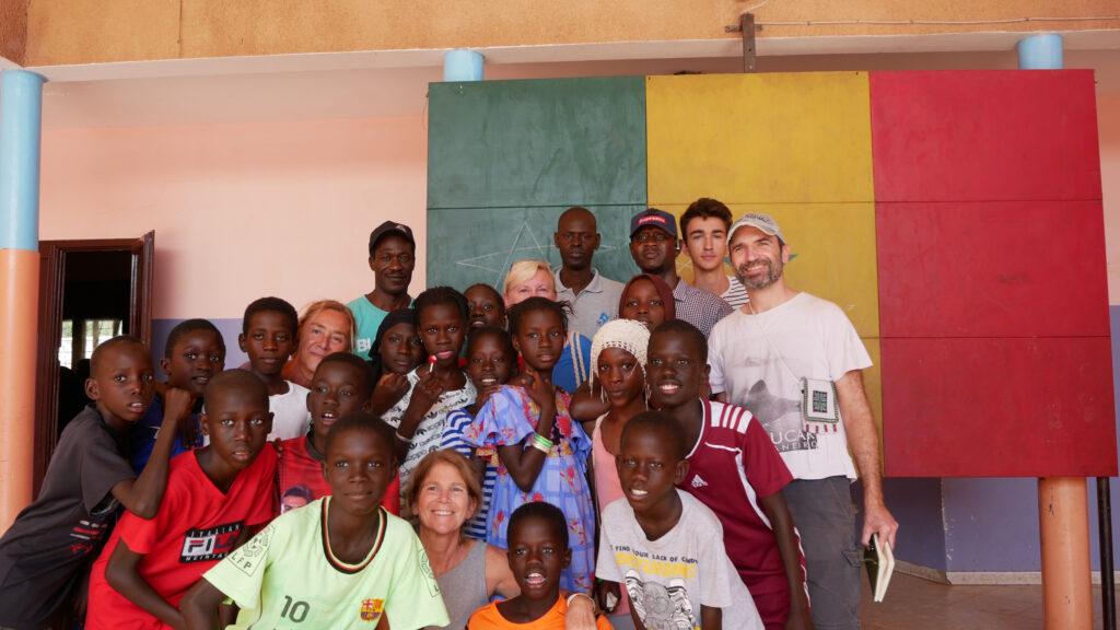 Gruppo volontari 2019